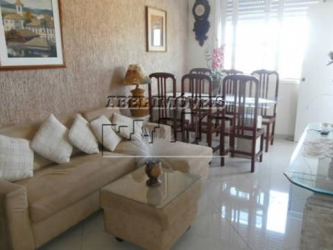 Lindo apartamento frente ao mar no itararé em São Vicente