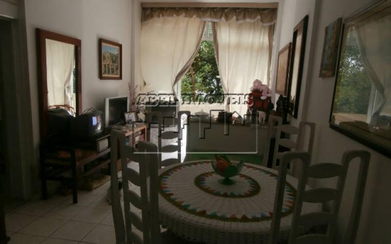 Apartamento no Ilha Porchat em São Vicente