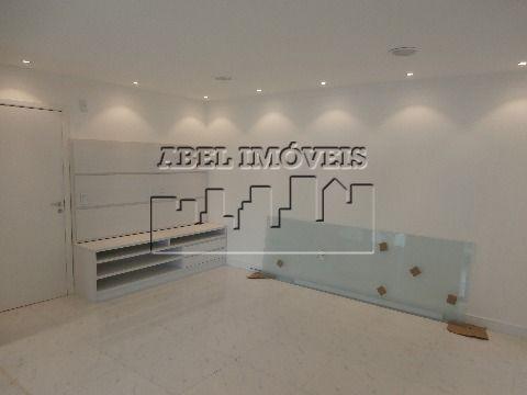 LINDO apartamento NOVO com 75m² sacada gourmet