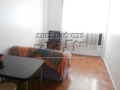 Apartamento com 01 dormitório no Itararé em São Vicente