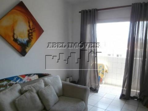 Apartamento em São Vicente de 01 dormitório