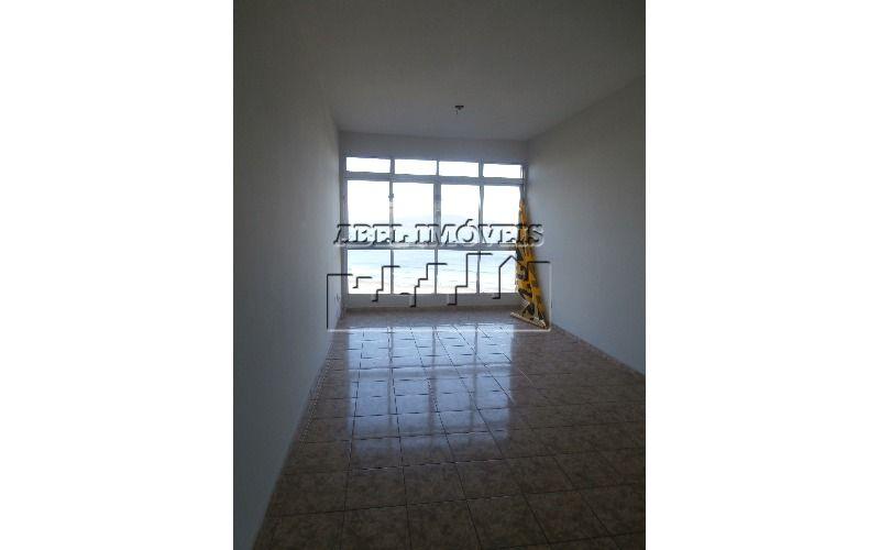 Apartamento frente mar no Itararé