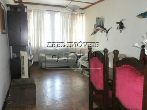 Apartamento amplo de 02 dormitórios + dependência de empregada