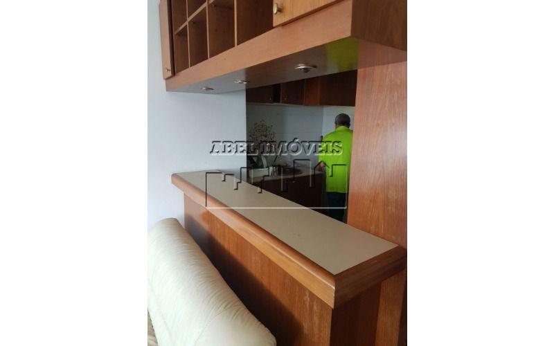 Apartamento 2 dormitórios, sala, cozinha, banheiro e área de serviço no Boa Vista