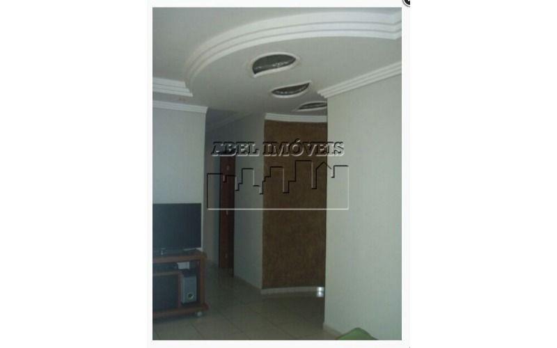 Apartamento 3 dormitórios (1 suíte), sala 2 ambientes, cozinha, área de serviço e dependência de empregada no Centro de São Vicente