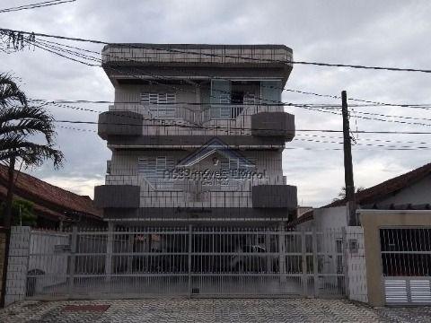 Apartamento de 2 dormitórios no Maracanã em Praia Grande