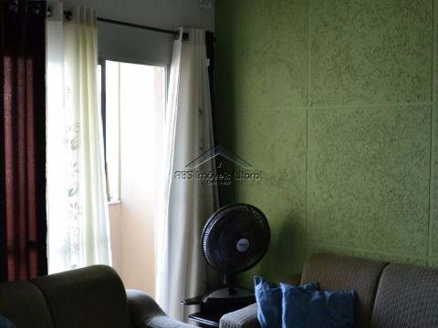 Apartamento 2 dormitórios em Vila Sônia em Praia Grande - SP