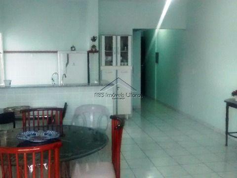 Apartamento de 1 dormitório na Vila Caiçara em Praia Grande - SP