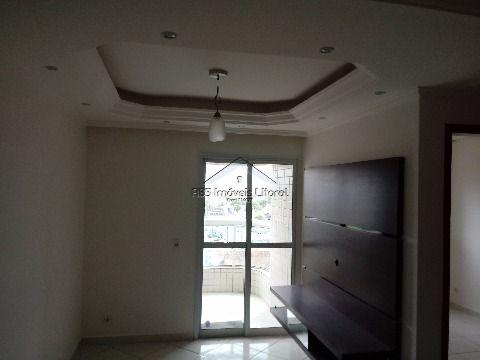 Apartamento de 1 dormitório na Aviação em Praia Grande