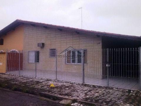 Casa 2 Dormitórios no Jardim Imperador em Praia Grande - SP