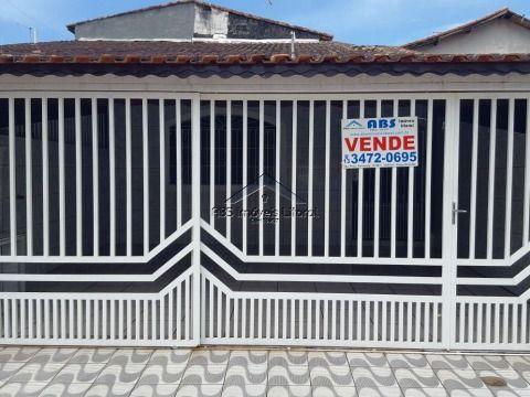 Casa em Vila Caiçara na Praia Grande-SP