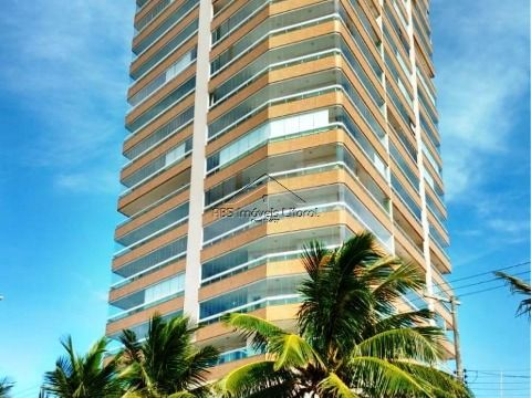 Apartamento 3 suítes na Vila Caiçara em Praia Grande - SP