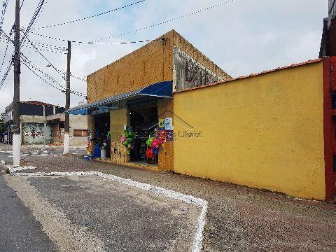 Prédio Comercial na Avenida Kennedy em Praia Grande