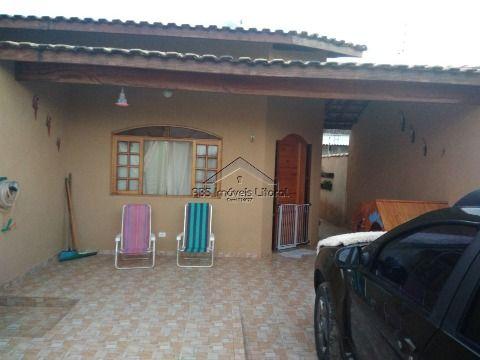 Casa de 2 dormitórios com suíte em Itanhaém