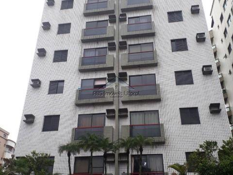 Excelente apartamento com 2 dormitórios no Canto do Forte em Praia Grande