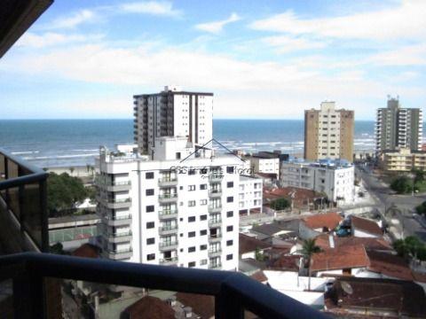 Apartamento de 2 (dois) dormitórios sendo 1 (uma) suíte na Vila Caiçara em Praia Grande - SP
