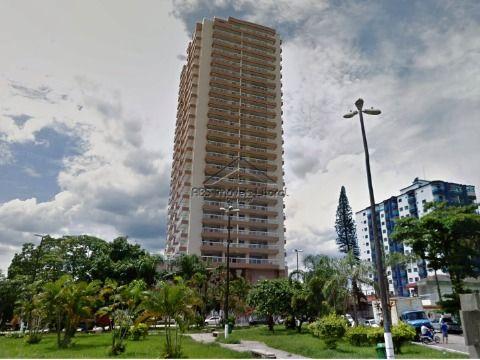 Apartamento com 3 dormitórios na Vila Guilhermina em Praia Grande