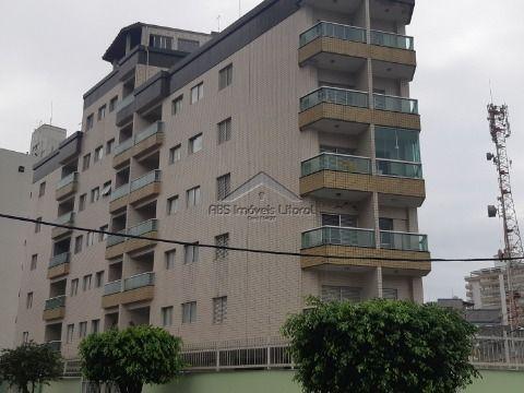 Apartamento de 2 dormitórios na Vila Caiçara em Praia Grande