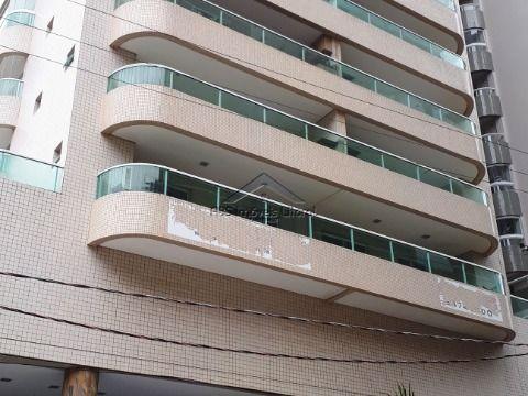 Apartamento 2 dormitórios no Canto do Forte Praia Grande -SP