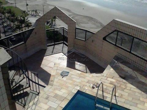 Cobertura 3 dormitórios no Jardim Imperador em Praia Grande