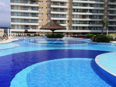 Apartamento 3 dormitórios na Vila Mirim em Praia Grande-SP