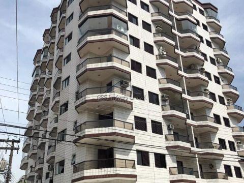 Apartamento no Boqueirão em Praia Grande