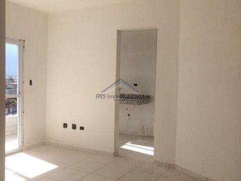 Apartamento Novo de 1 dormitório na Vila Caiçara em Praia Grande