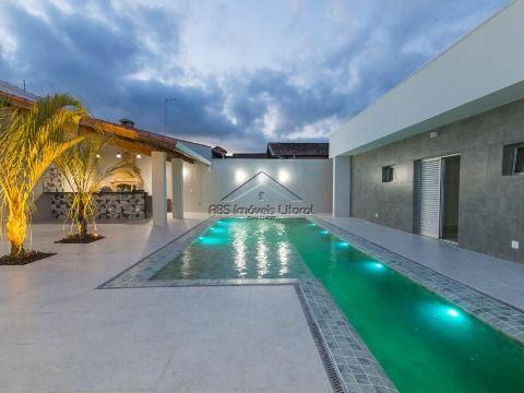 Casa no Flórida em Praia Grande - SP