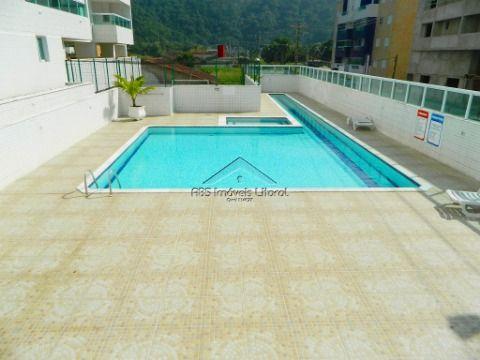 Apartamento no Solemar em Praia Grande - SP