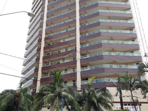 Apartamento de 3 dormitórios 3 suítes na Ocian em Praia Grande
