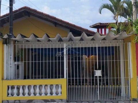 Casa no Maracanã na Praia Grande