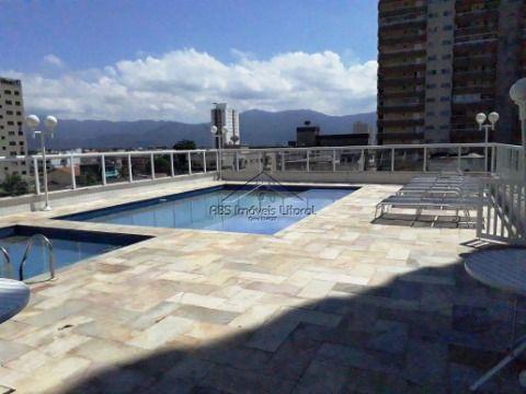 Apartamento de 2 dormitórios 1 suíte na Vila Tupi em Praia Grande