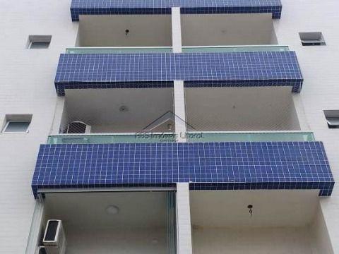 Apartamento de 2 dormitórios com suíte na Cidade Ocian em Praia Grande