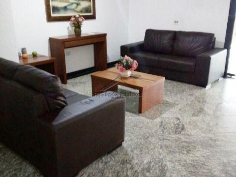 Apartamento de 1 dormitório Entrada de 80 Mil na Ocian em Praia Grande