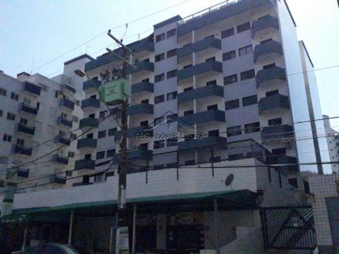 Apartamento 1 Dormitório na Vila Mirim na Praia Grande