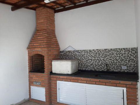 Casa com 2 dormitórios Vila Tupiry em Praia Grande