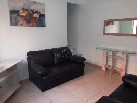 Apartamento de 1 dormitório na Ocian em Praia Grande