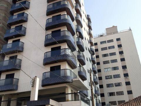 Apartamento 1 dormitório com suíte na Vila Tupi em Praia Grande