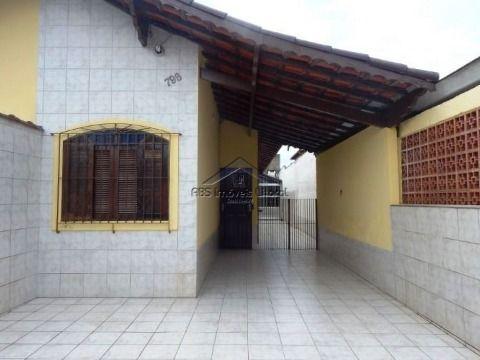 Casa no Maracanã - Praia Grande