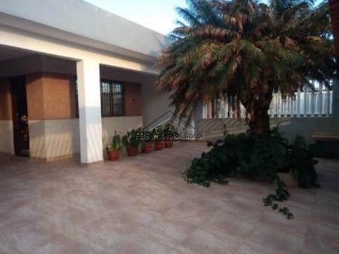 Casa isolada 3 Dormitórios Jardim Real em Praia Grande-SP