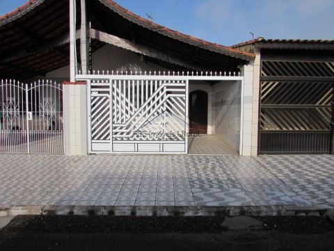 Casa 2 dormitórios no Jardim Imperador em Praia Grande - SP ( entrada de 100 mil )
