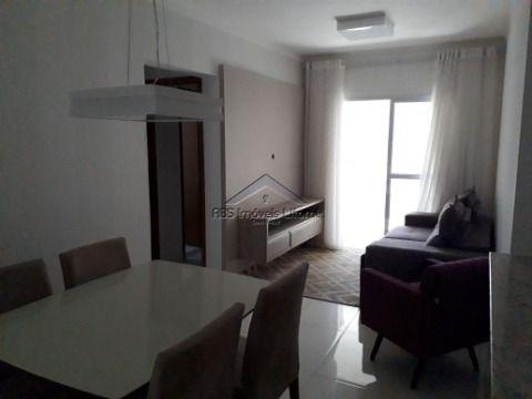 Apartamento 2 dormitórios na Ocian em Praia Grande ( entrada 150 mil )