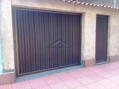 Casa com 2 dormitórios mais edícula no Solemar na Praia Grande