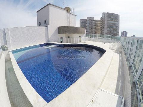 Apartamento novo no Boqueirão em Praia Grande ( financiamento direto, entrada de R$ 180.000,00 )