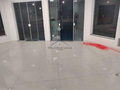 Sala comercial Vila Caiçara SENDO ENTRADA DE R$ 250.000,00, E 40 PARCELAS MENSAIS DE R$ 3.500,00