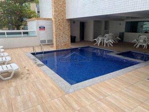 Apartamento novo no Boqueirão em Praia Grande
