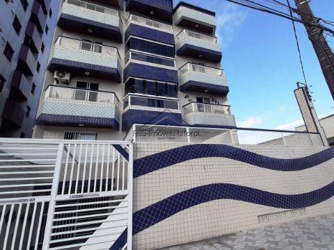 Kitão térreo na Vila Mirim em Praia Grande - SP