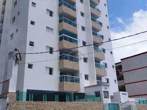 Apartamento novo na Ocian na Praia Grande - SP