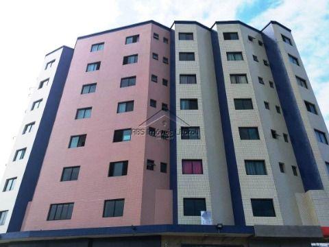 Kitão dividido em 1 dormitório na Ocian na Praia Grande SP