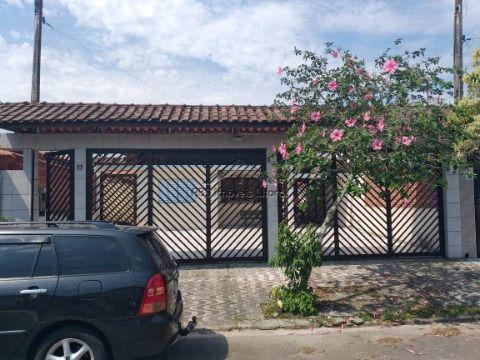 Casa 2 Dormitórios no Jardim Imperador Praia Grande